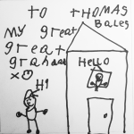 Theo aged 6 for Thomas William Bales